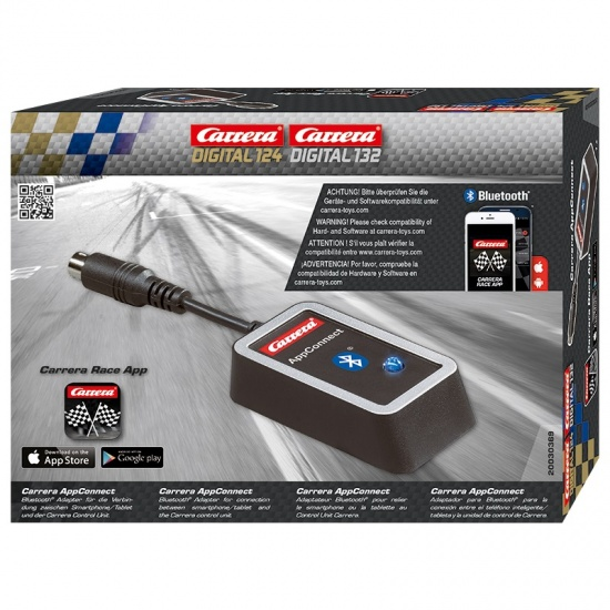 Digital 124 racetrack AppConnect Carrera