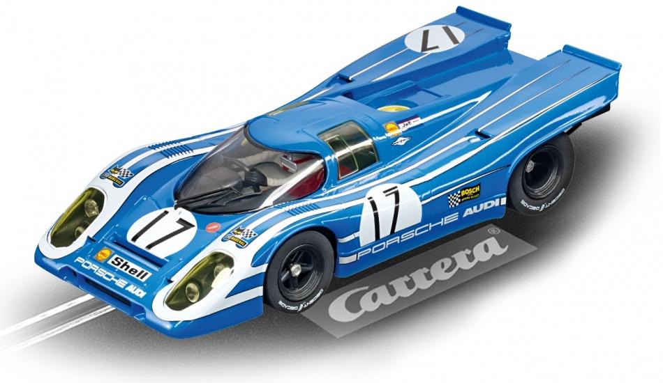 Carrera Digital 124 racebaan auto Porsche 917K Salzburg