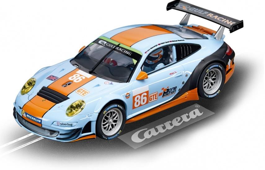 carrera digital 124 car racetrack porsche gt3 gulf racing. Black Bedroom Furniture Sets. Home Design Ideas