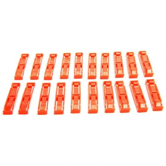 Carrera Digital 124 Rijweg verbindings clips