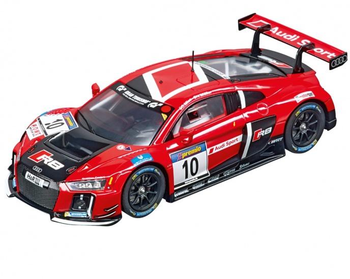 Carrera Digital 132 racebaan auto Audi R8 LMS Racing No.10