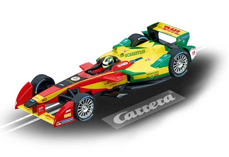Carrera Digital 132 racebaan auto Formule E Audi Sport ABT No.11