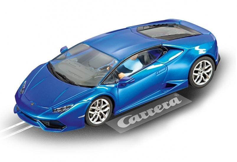 Carrera Digital 132 racebaan auto Lamborghini Huracán LP 610 4