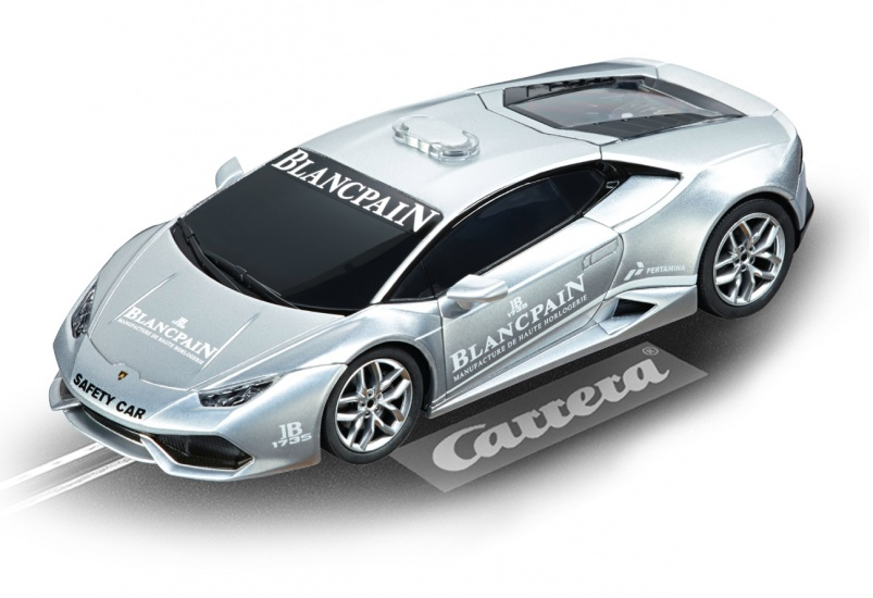 Carrera Digital 132 racebaan auto Lamborghini Huracán Safety Car