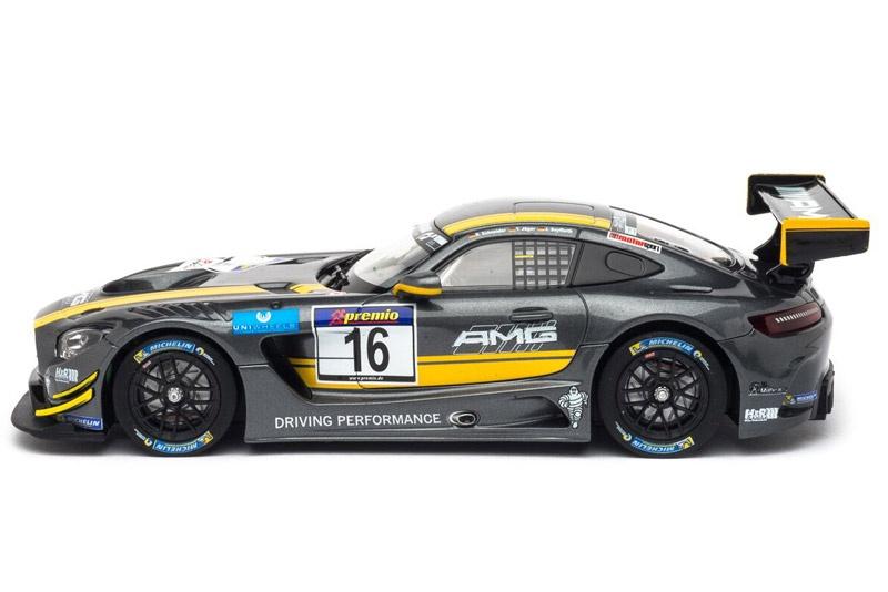 carrera digital 132 racebaan auto mercedes amg gt3. Black Bedroom Furniture Sets. Home Design Ideas