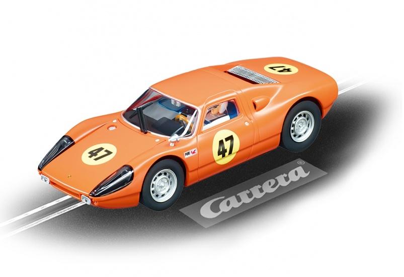 Carrera Digital 132 racebaan auto Porsche 904 Carrera GTS No.47