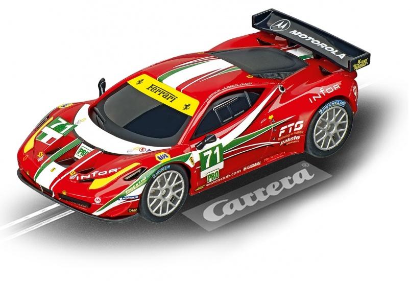 Carrera Digital 143 racebaan auto Ferrari 458 Italia GT2 Corse