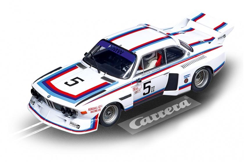 Carrera Digital 132 racebaanauto BMW 3.5 CSL 1:32 wit