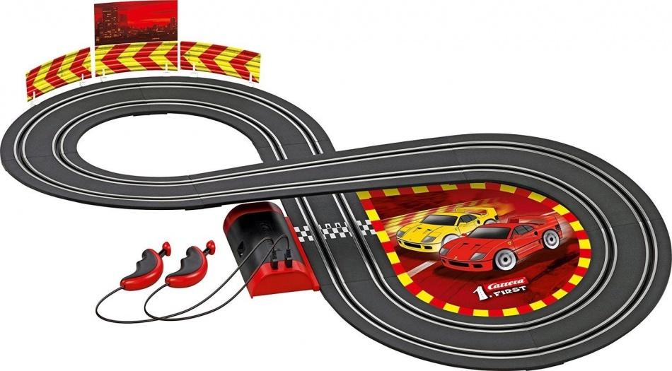 Carrera First racebaan Ferrari