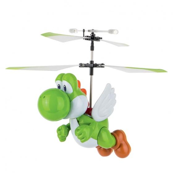Carrera Flying Yoshi 16 cm groen