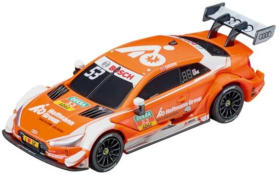 Carrera Go racebaanauto Audi RS 5 DTM oranje