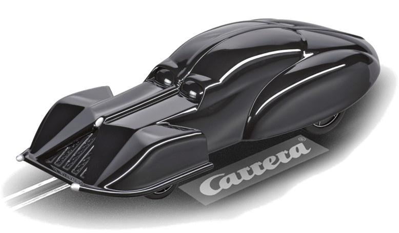 Carrera Go racebaan auto Darth Vader zwart