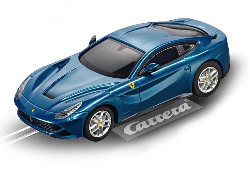 Carrera Go racebaan auto Ferrari F12 Berlinetta Abu Dhabi Blue