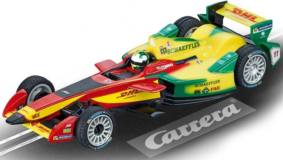 Carrera Go racebaan auto Formule E Audi Sport ABT Di Grassi