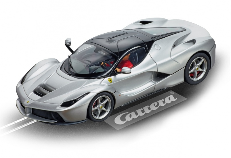 Carrera Evolution racebaan auto LaFerrari