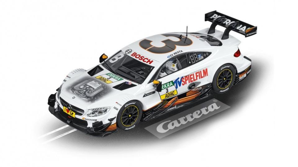 Carrera Go racebaanauto Mercedes AMG C 63 DTM No.3 wi prijzen vergelijken. Klik voor vergroting.
