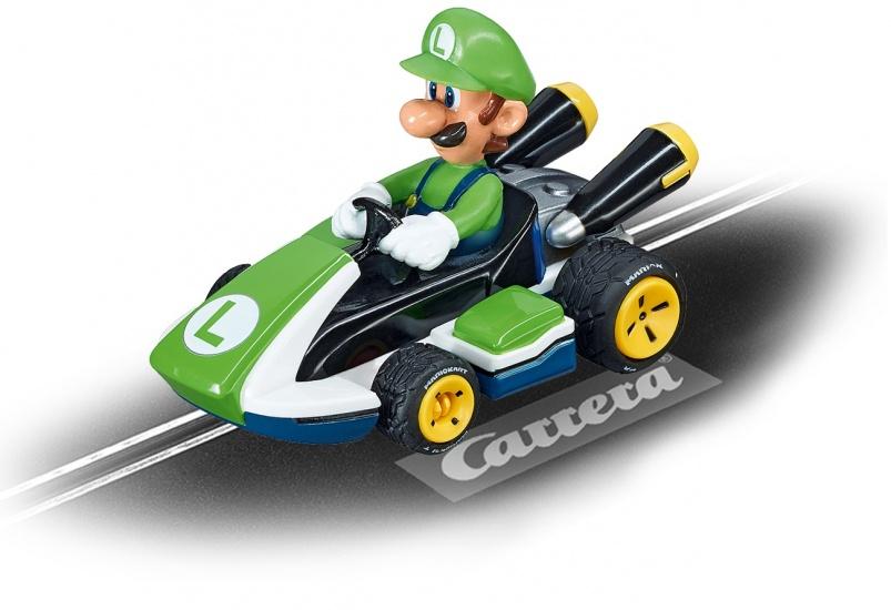 Carrera Carrera GO!!!       64034 Nintendo Mario Kart 8 Luigi (20064034)