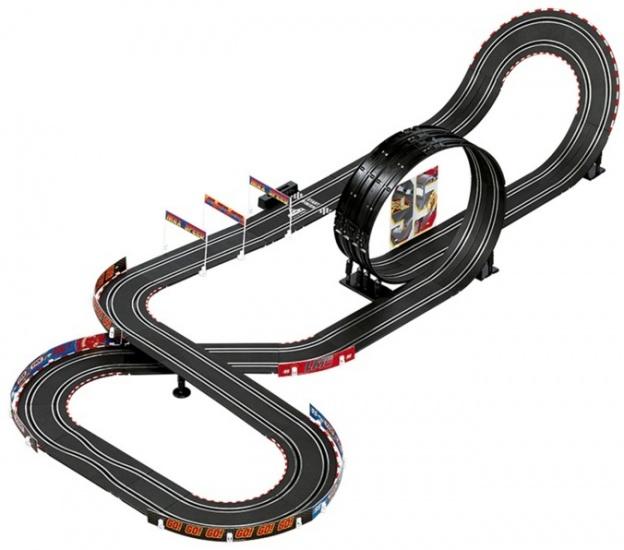 Carrera Go racebaan Disney Cars Carbon Drifters