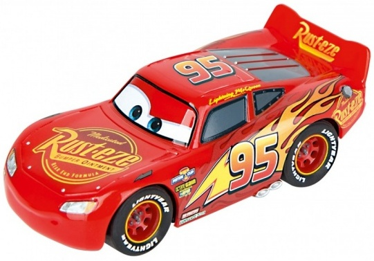 carrera go racecourse disney pixar cars 3 fast not last. Black Bedroom Furniture Sets. Home Design Ideas