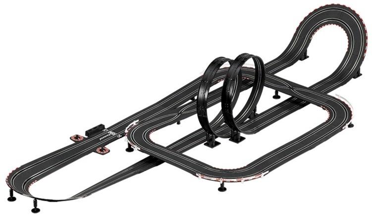 Carrera Go racebaan DTM Speedway