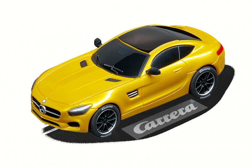 Carrera Go racebaanauto Mercedes AMG GT Coupe 1:43