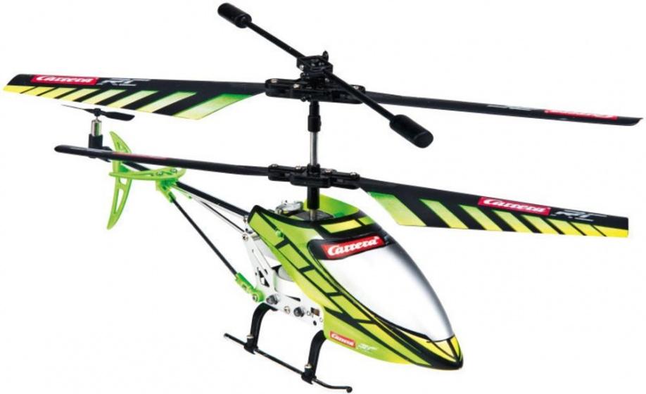 Carrera Green Chopper 2 RC helikopter groen lengte 18 cm