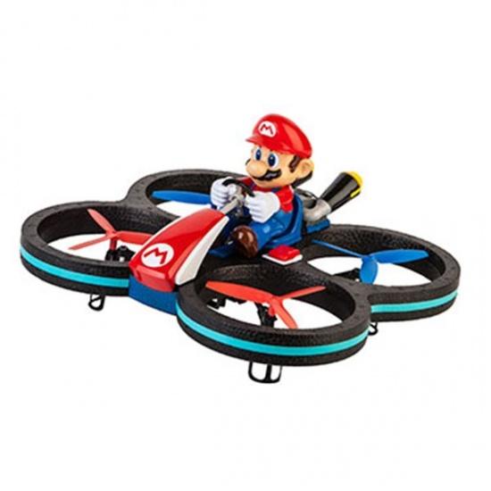 Carrera Mario Kart drone rood/zwart 27 x 30 cm