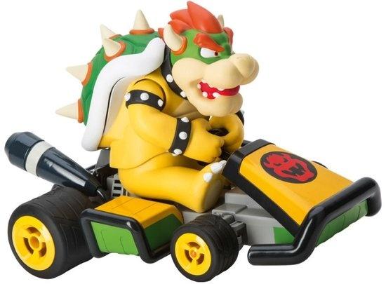 Carrera Mario Kart RC Bowser groen 1:16