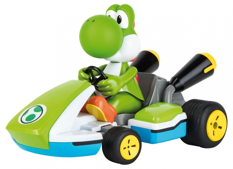 Nintendo Mario Yoshi Cart Carrera