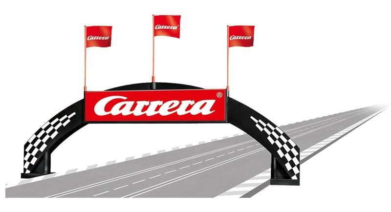 Carrera Racing boog