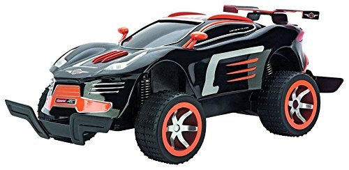Carrera RC Agent Black Pursuit off road auto zwart 1:16