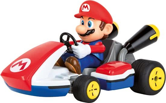 Nintendo Mario Mario Cart Carrera