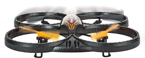 Carrera RC quadcopter CA XL drone zwart 35 x 33 cm