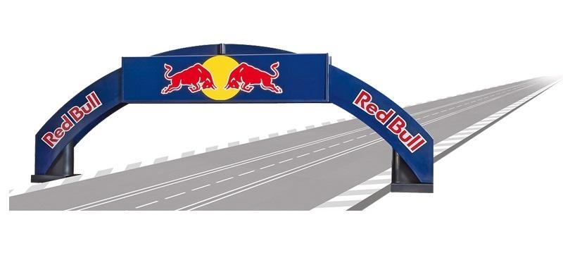 Carrera Red Bull racing boog