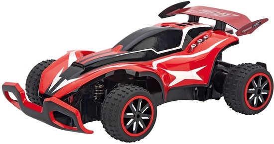 Carrera Red Jumper 2 RC off road buggy rood 1:20