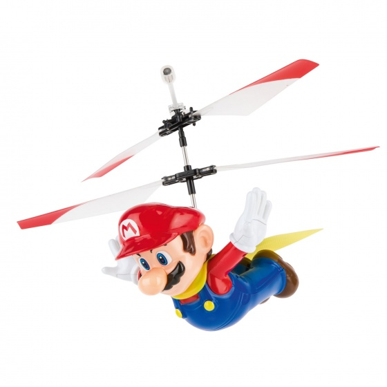 Nintendo Mario Flying Mario Carrera