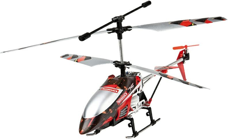Carrera Thunder Storm 2 RC helikopter rood 28 cm