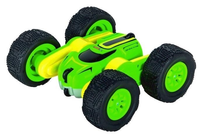 Carrera Turnator RC mini buggy groen 11 cm
