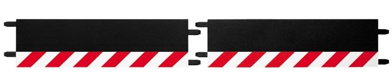 Carrera Verbindingsstuk recht voor fly over 2 stuks