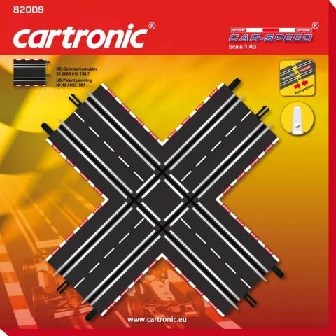 Cartronic Car Speed kruising 35,4 cm zwart