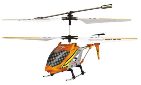 Cartronic RC Helikopter C900 22 cm oranje