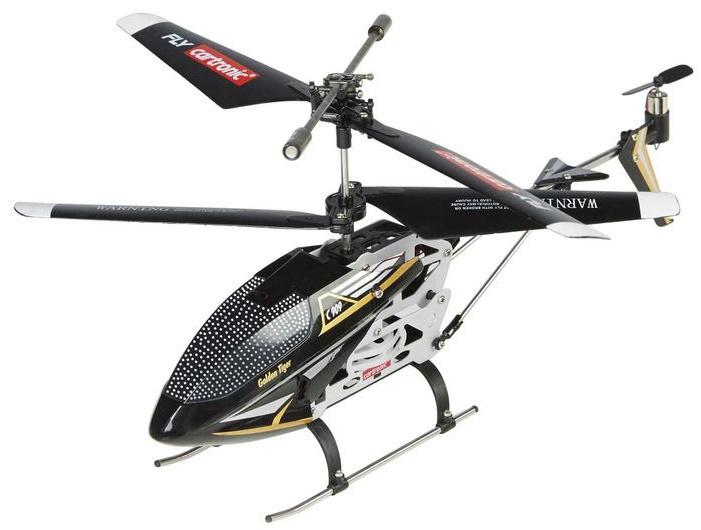 Cartronic RC Helikopter C909 25 cm zwart