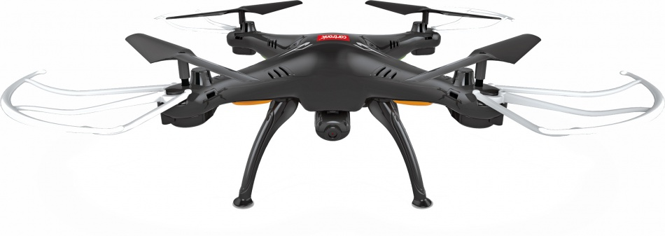 Cartronic Quadcopter Q5SC explorers 2 met HD camera zwart