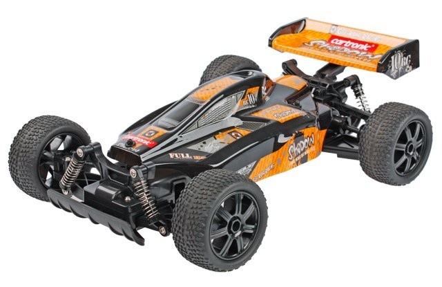 Cartronic RC Raceauto high speed buggy shadow striker 41 cm