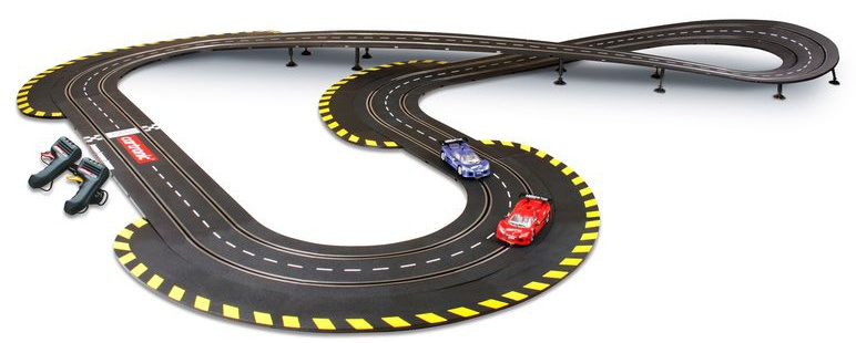 Cartronic Racebaan 124 Avanti