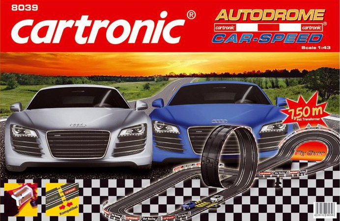 Cartronic Car Speed Racebaan Autodrome