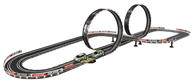 Cartronic Car Speed Racebaan Brno