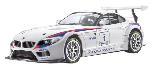 Cartronic RC BMW Z4 GT3 M1 wit 25 x 11 x 6 cm
