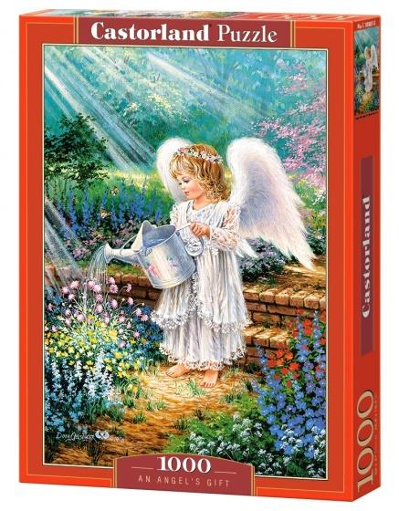Castorland legpuzzel An Angel's Gift 1000 stukjes