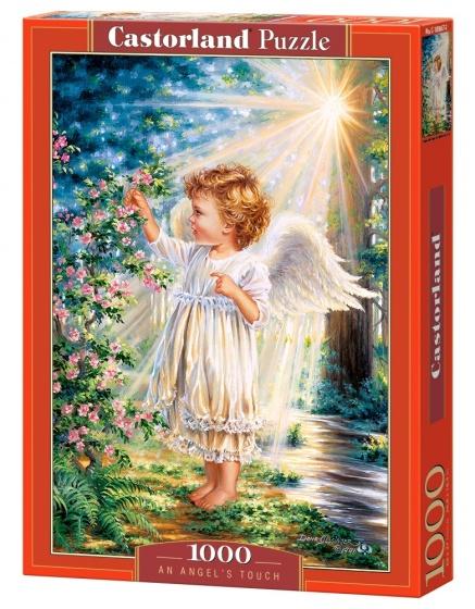 Castorland legpuzzel An Angel's Touch 1000 stukjes